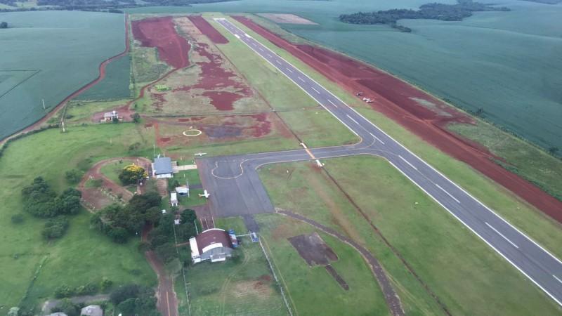 Aeroporto regional de Santo Ângelo
